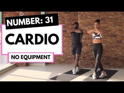 CARDIO HIIT WORKOUT | No.8