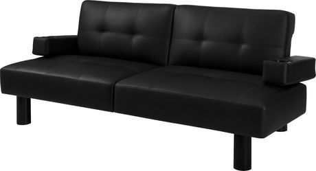 Mainstays Connectrix Futon Available From Canada Furniture Online At Everyday Low Prices