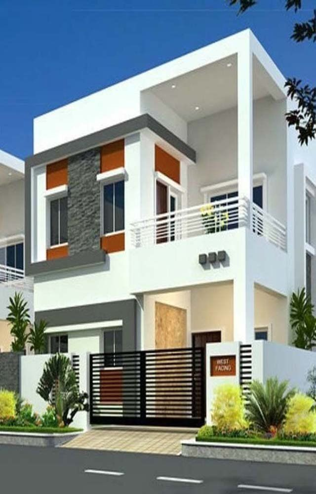 Modern House Plans Designs Modern House Plans Designs With Western Style Architecture House Design Photos Modern House Plans Modern Exterior House Designs
