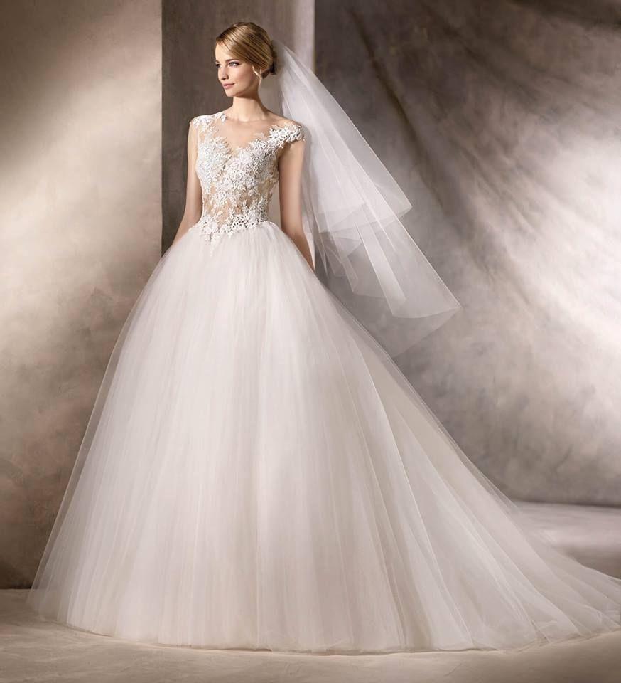 La Sposa 2017 Hong Kong A Fairytale Princess Wedding Dress With Seductive Sheer Bodice Adorne Wedding Dress Sequin La Sposa Wedding Dresses Wedding Dresses