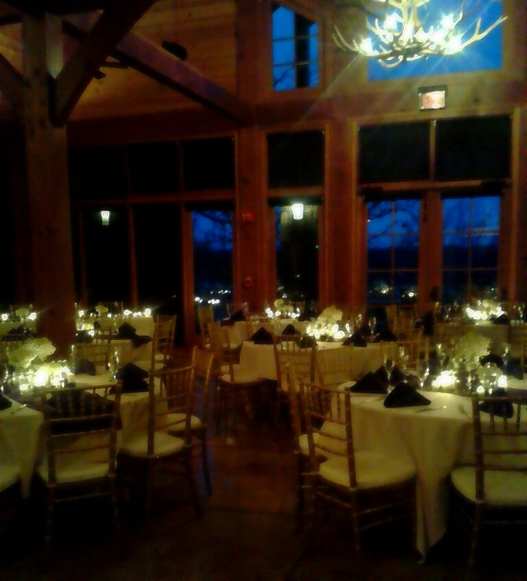Wedding Reception, Karsten Creek Stillwater OK (pga Golf