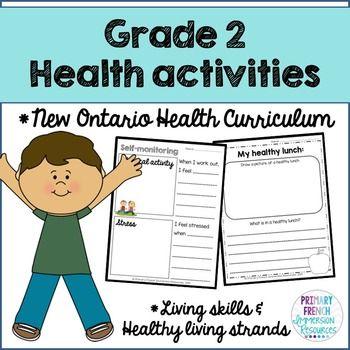 Grade 2 Health Living Skills And Healthy Living Strands English