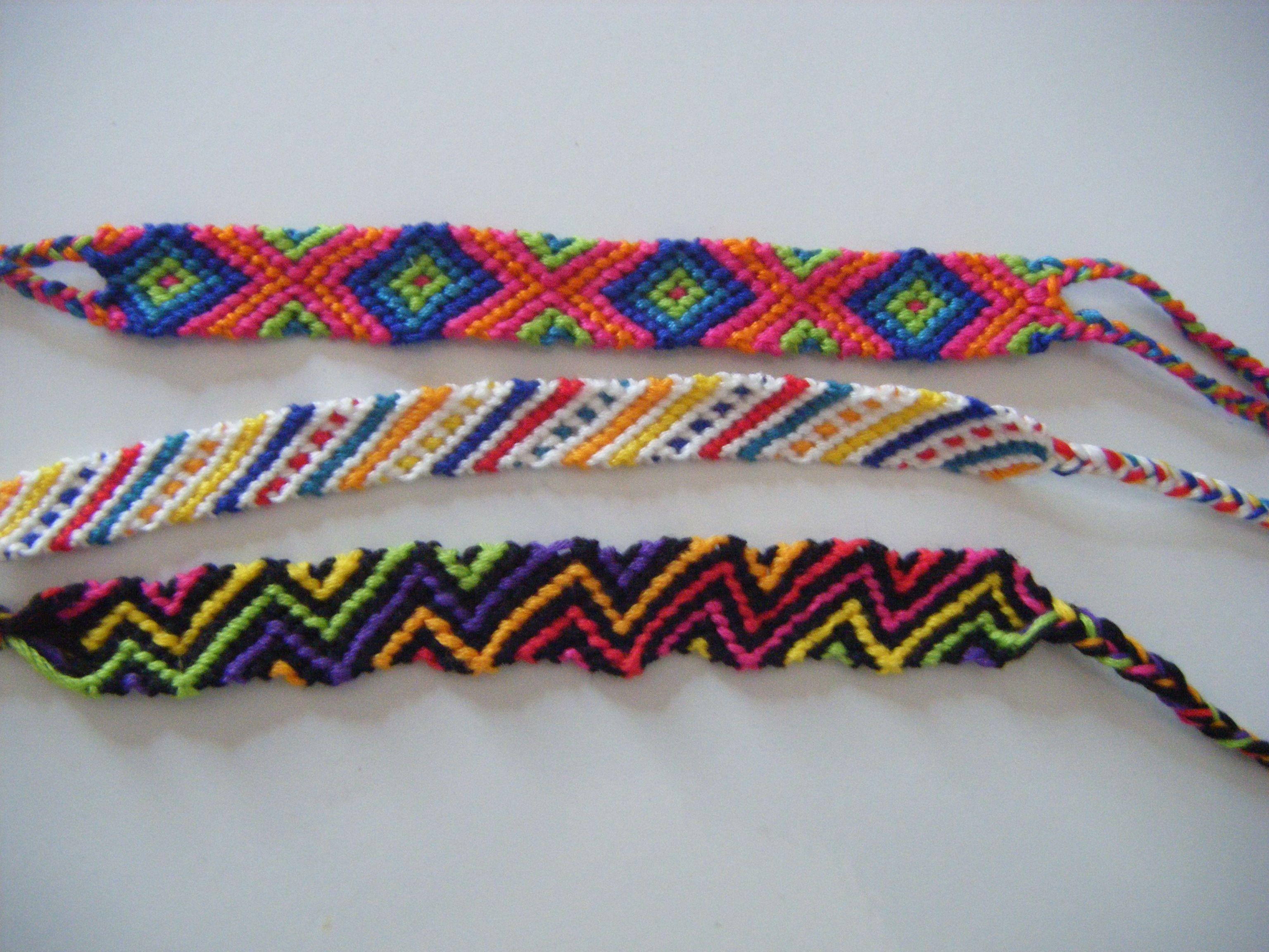 bracelet bresilien lot de 3
