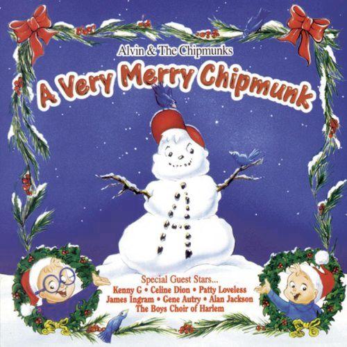 Alvin The Chipmunks A Very Merry Chipmunk 1994 Christmas Music Videos Christmas Songs Youtube Christmas Music