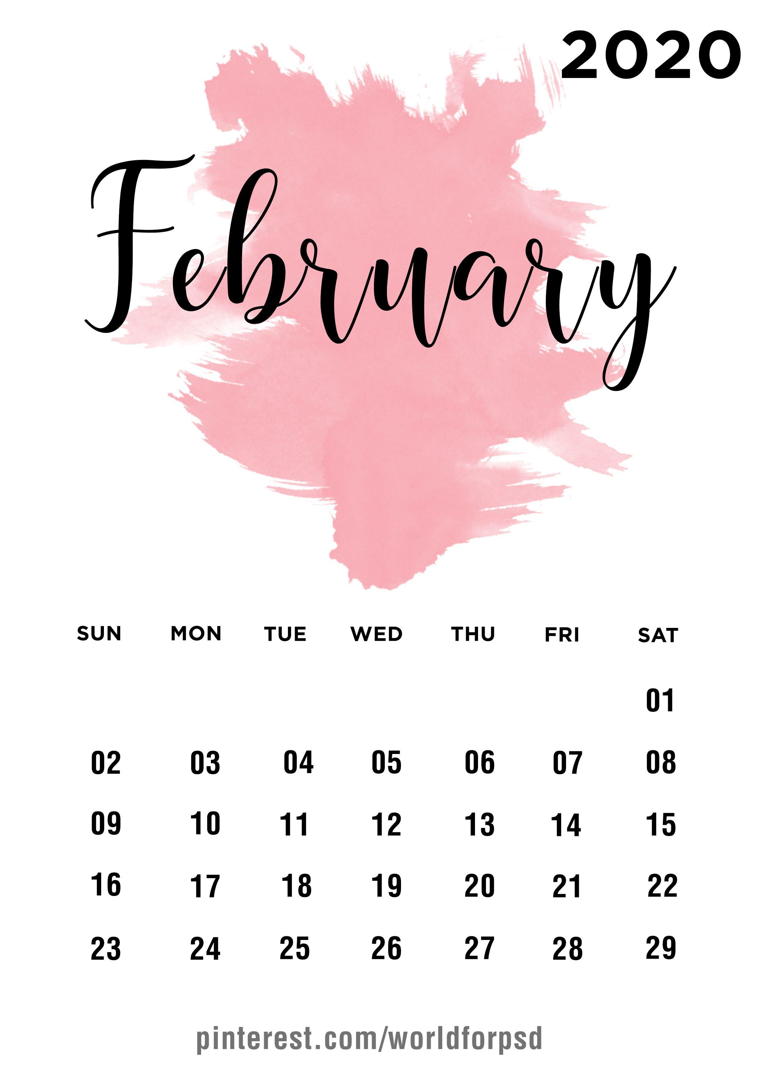 Wallpaper Kalender 2021 Aesthetic