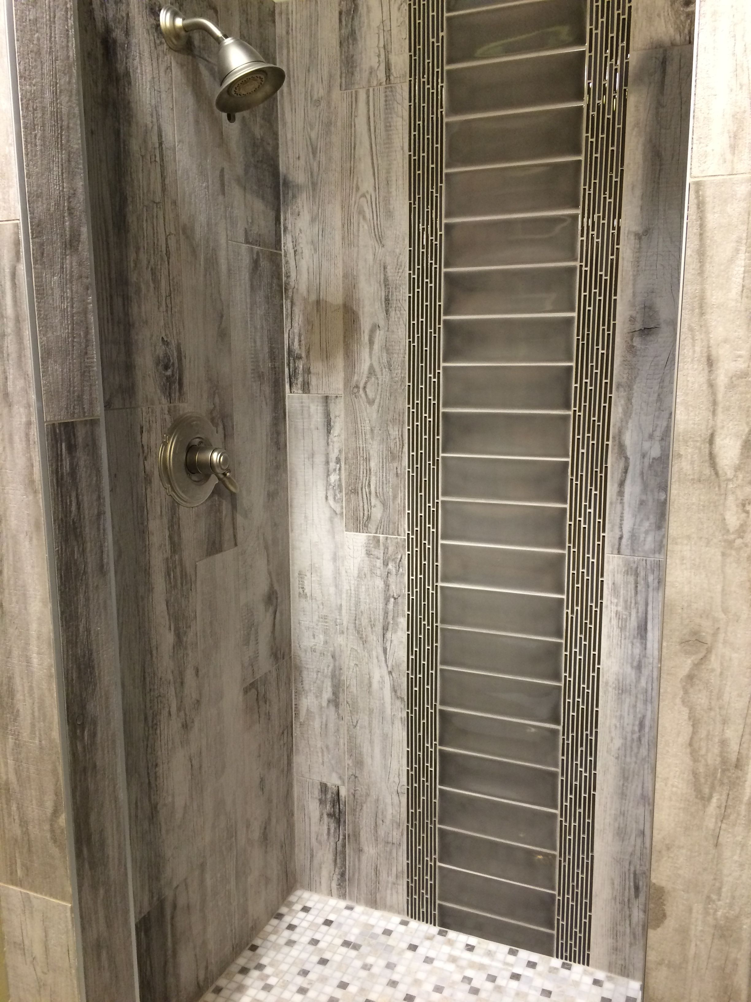 Cisa Vintage Greige Wood Look Tile, French Clay Wall Tile