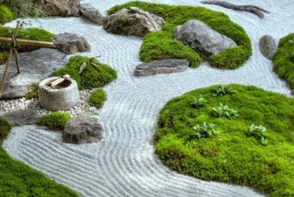 Créer un jardin zen et minéral  astuces, conseils et entretien - jardines zen