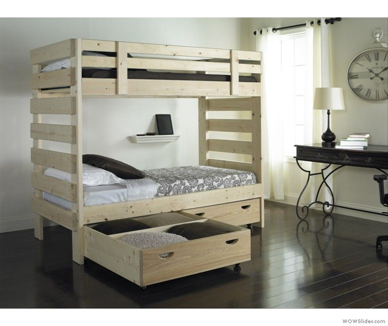 Tall Non Stackable Bunk Bed With Storage Drawers To Purchase Call 1
