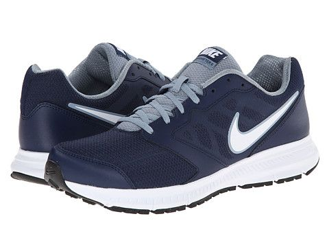 Nike Downshifter 6 Midnight Navy/Magnet Grey/White Free