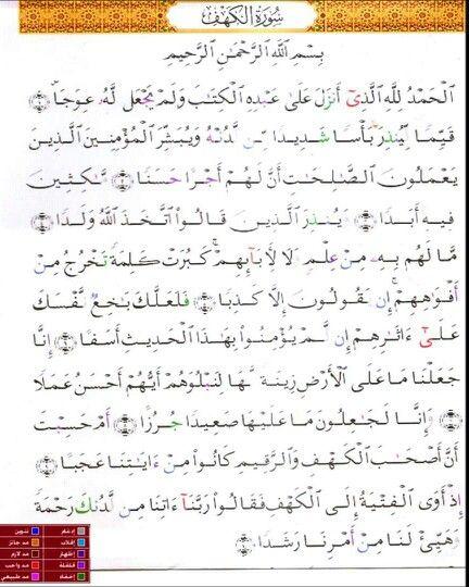 Pin By Aezza Masri On Islam How To Memorize Things Surah Kahf Islam