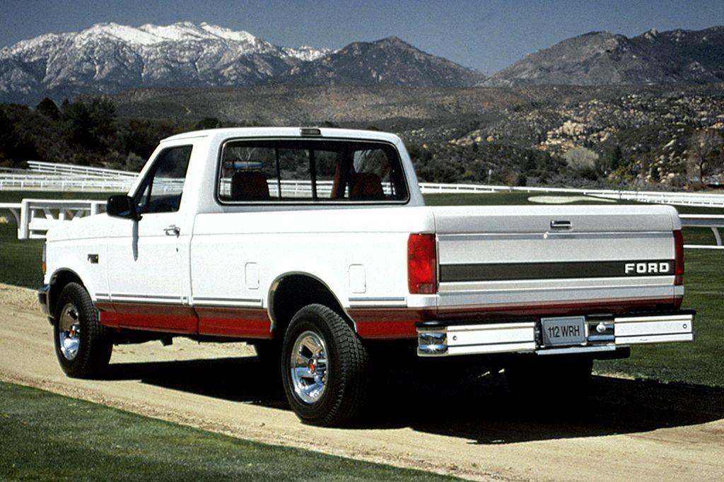 1990 96 ford f 150 250 pickup consumer guide auto. Black Bedroom Furniture Sets. Home Design Ideas