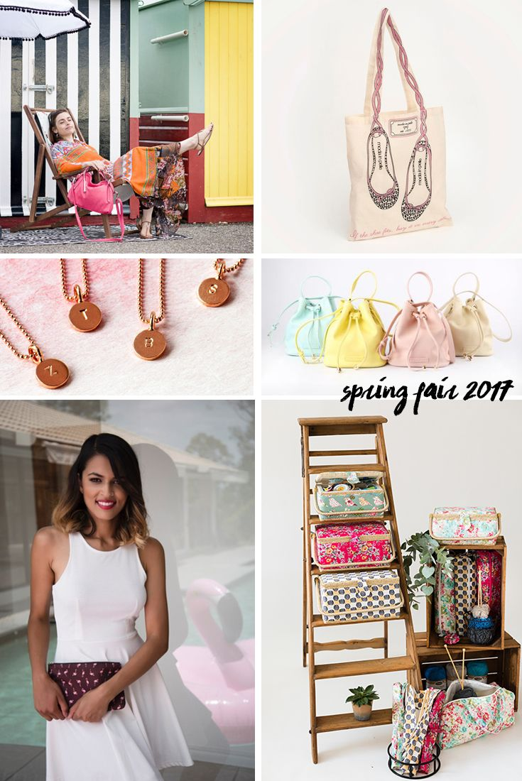 Spring Fair 2017 Fashion Accessories Gifts Handbags Highlights Of The Trade Show And Exhibition Best Jewellery Showcasing Brands Companies In Uk
