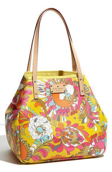 Kate Spade New York Paley Paisley Medium Sidney Shoulder Bag Nordstrom