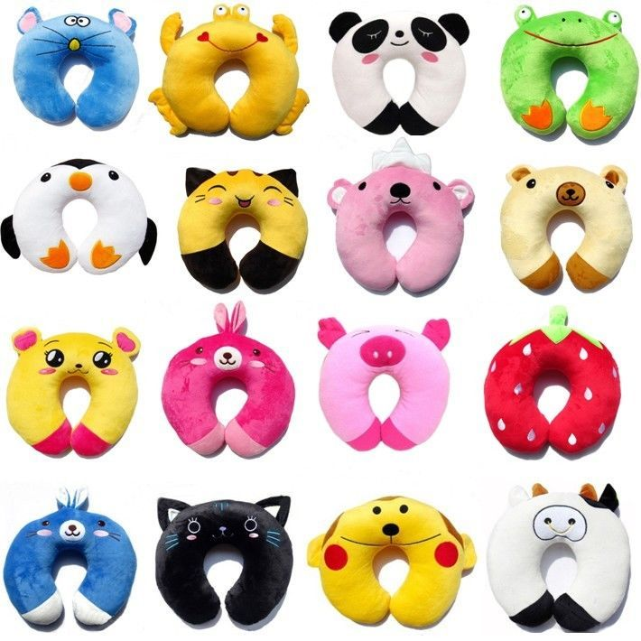 baby kids toddler car travel sleep neck saver head rest u pillow support cushion