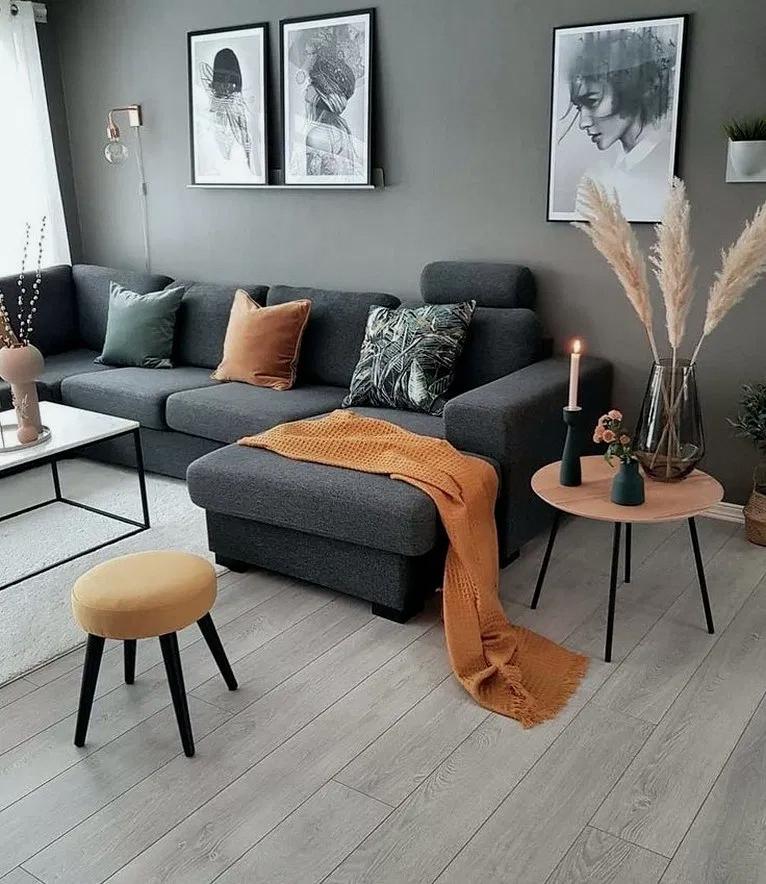 32 Masculine Apartment Decorating Ideas For Men Masculineapartment Apartmentdecor Ap Living Room Decor Modern Living Room Decor Apartment Living Room Color