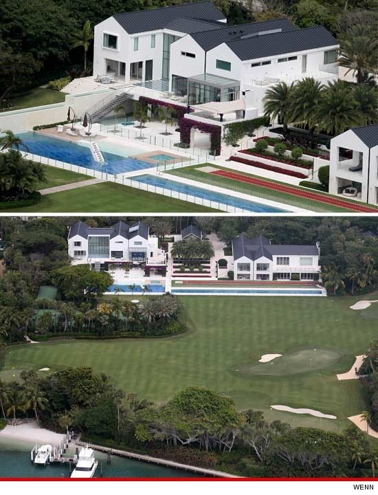 Tiger Woods    The $60M House That Elin Didnt Get
