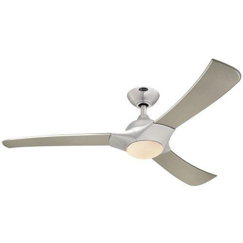 Found It At Allmodern 52 Techno 3 Blade Ceiling Fan With Remote Control Ceiling Fan Led Ceiling Fan Modern Ceiling Fan