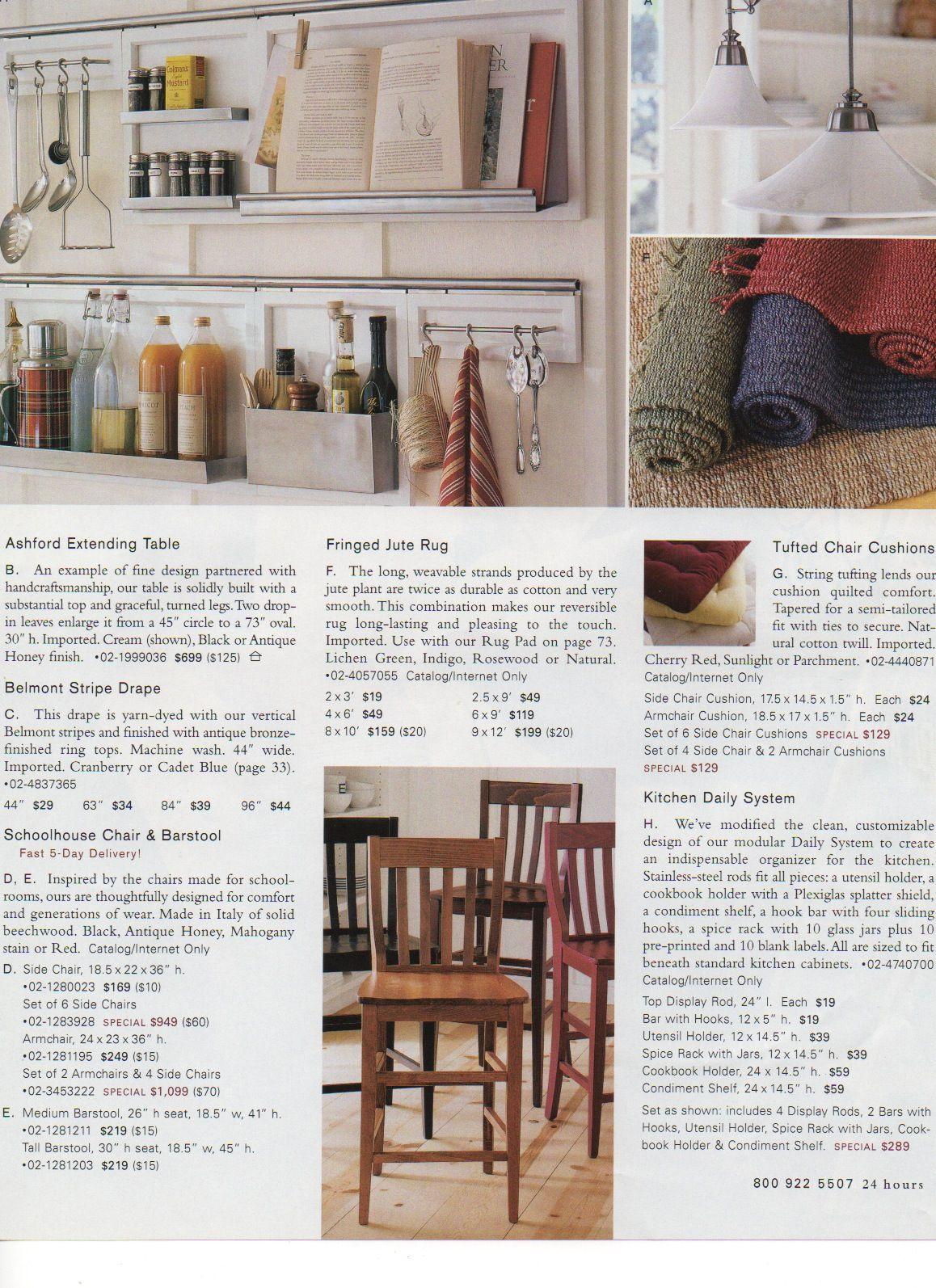 Kitchen organizing/accessories