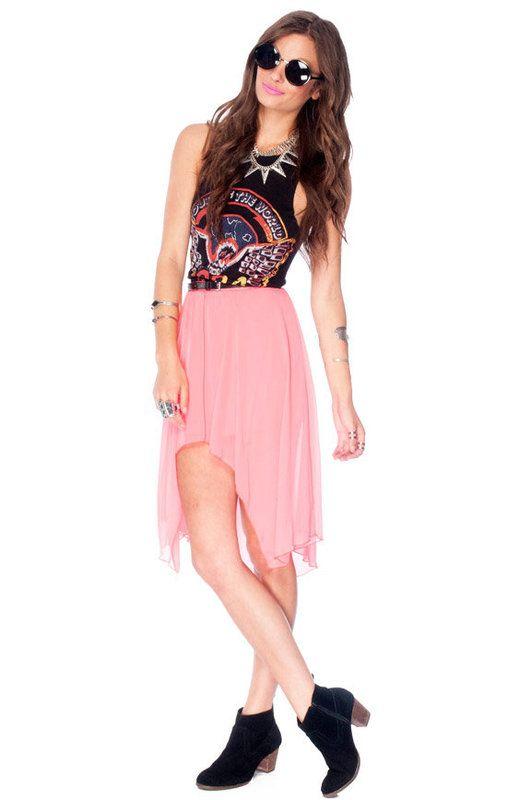falda rosada-pink  fe5608a8f100