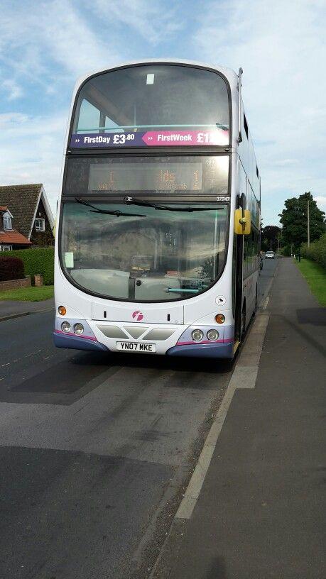 First Bus, York