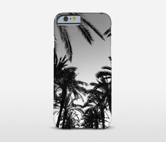 palm tree iphone 7 phone cases