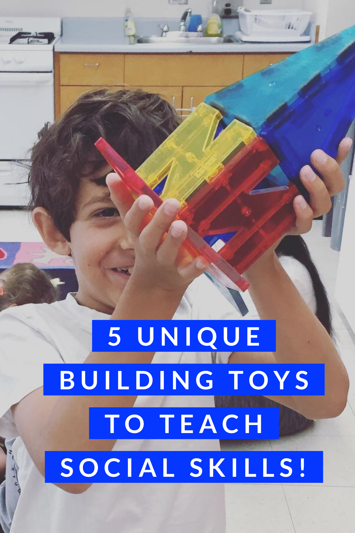 Building Toys Are The Perfect Medium Through Which Kids