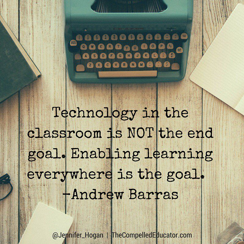 Technology is playing a bigger role in classrooms and schools in this country and around the world. Here are a few thoughts to keep tech...