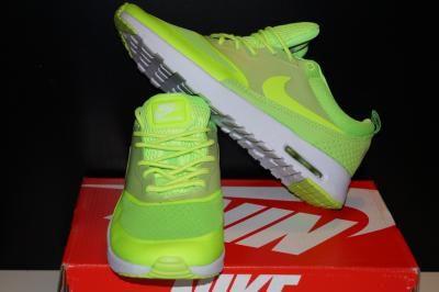 timeless design bf691 99b9d Kup teraz na allegro.pl za 199,00 zł - Nike Air Max Thea Neon Neonowe Żółte  Zielone BIałe (5999557036). Allegro.pl - Radość zakupów i bezpieczeństwo  dzięki ...