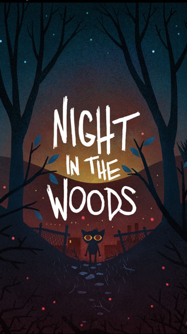 Nitw Wallpaper Night In The Wood Game Design Night