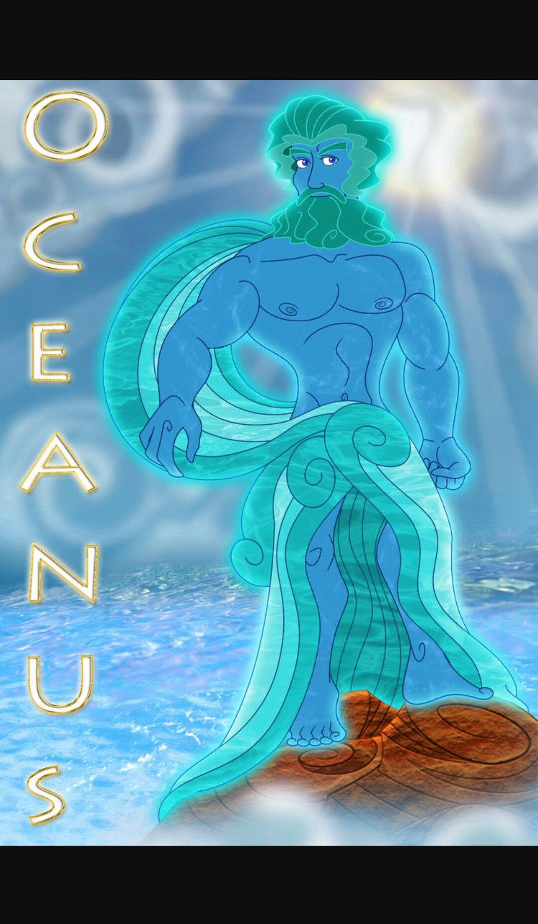 *OCEANUS ~ a son of Poseidon...Hercules, 1997. | Greek and ...