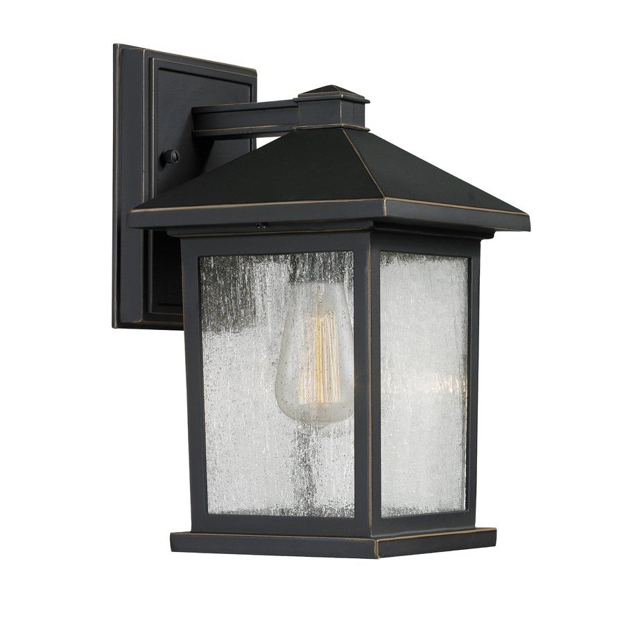 Coastal Outdoor Lighting Leroy Coastal 1Light Outdoor Wall Lantern  Outdoor Lighting