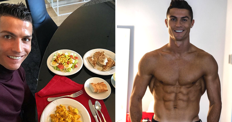 Cristiano Ronaldo S Diet What Makes Him One Of The Greatest