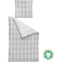 Seidig glänzende Bio Bettwäsche in Mako Satin Purer Schlafgenuss wird mit der Bio Bettwäsche von Irisette zum Erlebnis. Genießen Sie einen erholsamen Schlaf mit dieser anschmiegsamen Bettwäsche. Die Satin Bettbezüge können einen natürlichen, erholsamen Schlaf unterstützen. Die Produktion der...