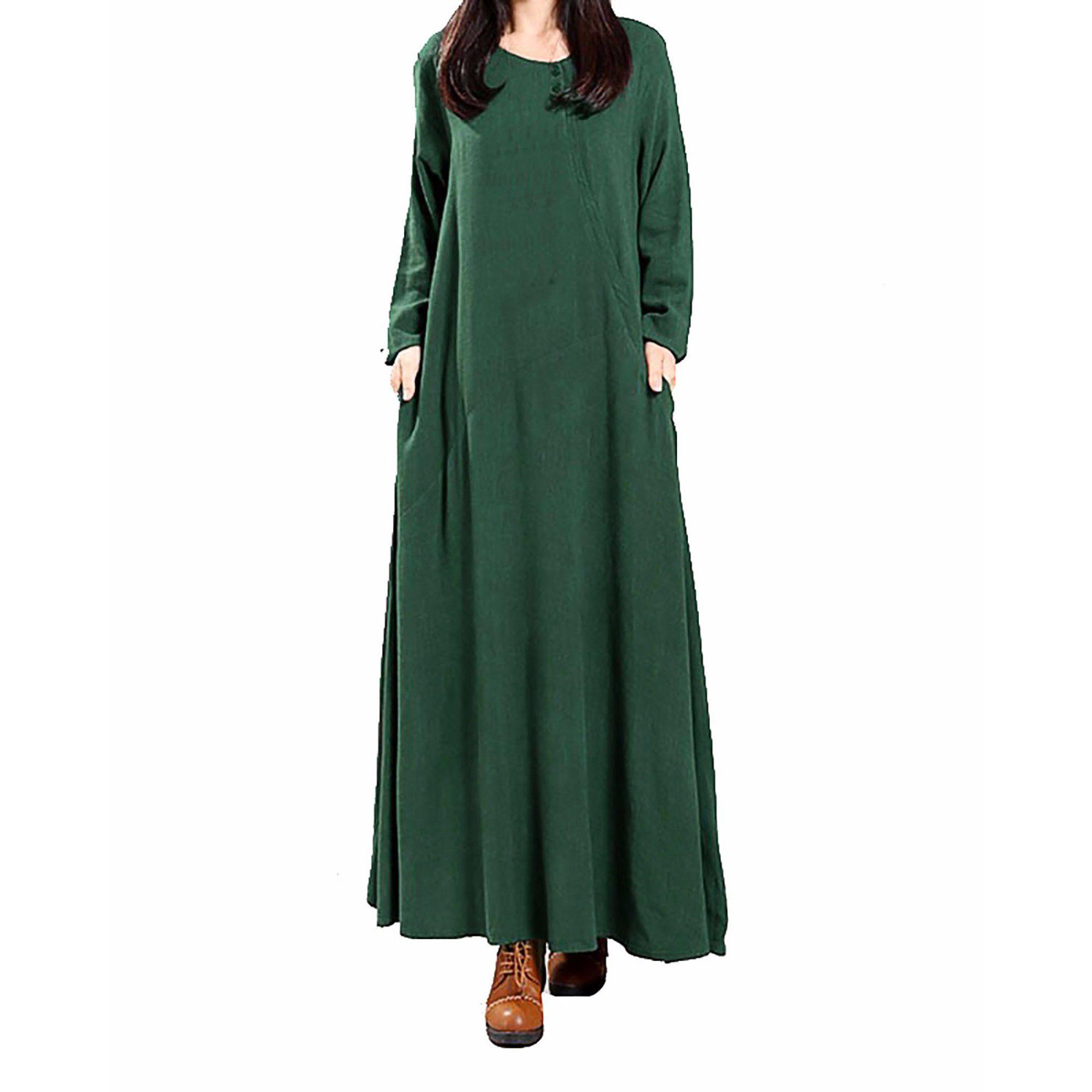 Zanzea Womens Cotton Long Sleeve Kaftan Irregular Hems Dresses Walmart Com Walmart Com Maxi Dress Maxi Dress Green Buy Maxi Dress [ 2000 x 2000 Pixel ]