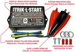 Lsl Products Trik L Start 5 Amp Starting Battery Charger Automatic Battery Charger Battery Charger Sell Car