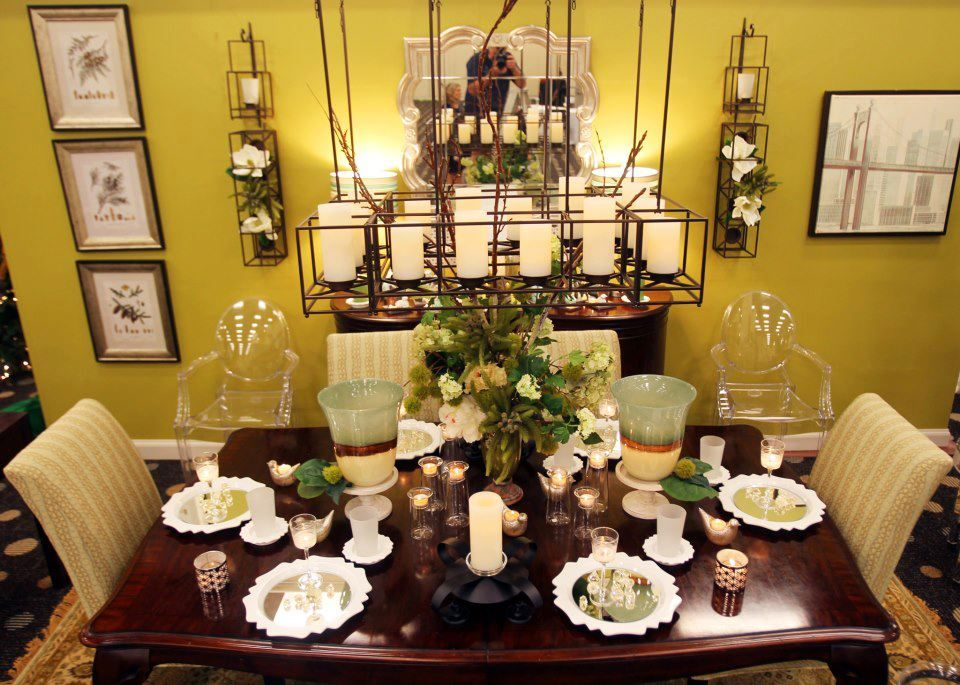 Way to many partylite products to name i love this dining room chandeliers aloadofball Gallery