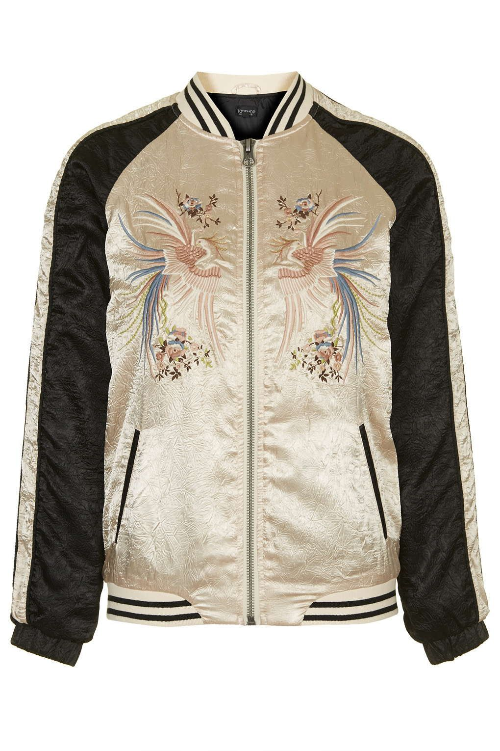 Embroidered bomber jacket womens – New Fashion Photo Blog