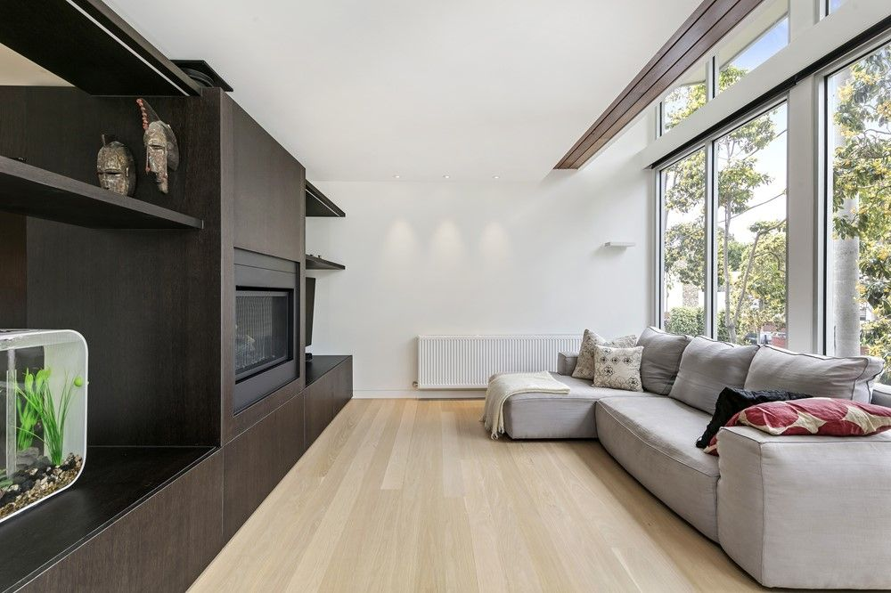 MY HOUSE IDEA: Port Melbourne Residence by Finnis Architects ...