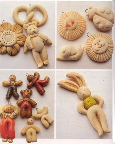 30 Salt Dough Crafts for Kids  Salt dough crafts Salt dough and