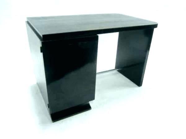 Bureau noir et blanc bureau laque noir bureau laque noir bureau