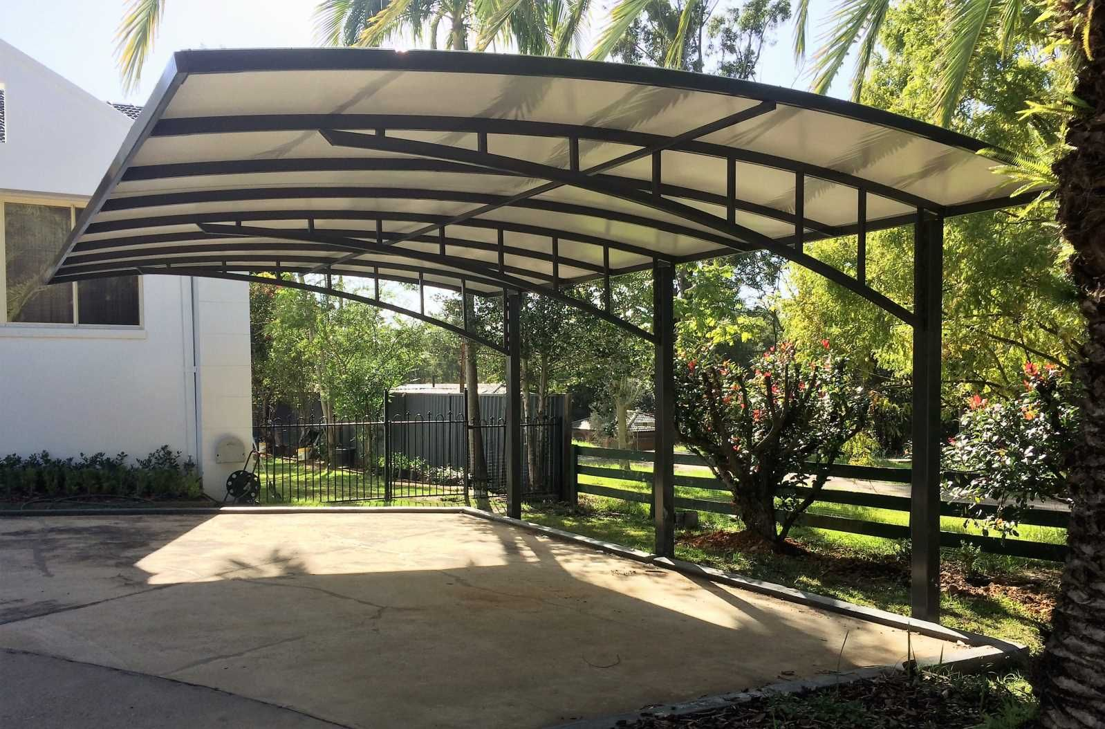 Cantilever Structures Pioneer Shade Structures Carport