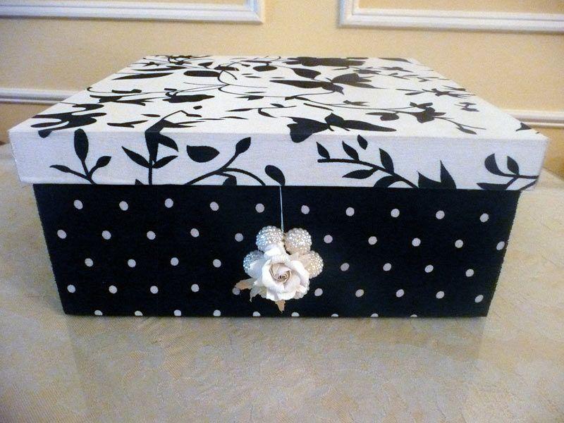 Cajas forradas en tela paso a paso cajas decoradas - Cajas de fresas decoradas paso a paso ...
