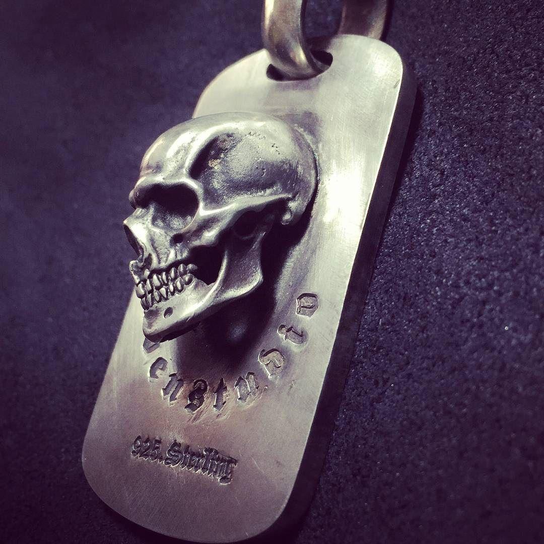 #hand #carved #skulls #pendant #necklace #handmade #and #engraved #sterlingsilver925 #skullpendant #skullnecklace #jewelry #by #RavenStudio. #amazing #awesome #gift #for #mens #mensfashion #boy #boyfriend #friends #like4like #followme