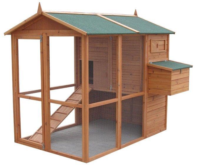 un poulailler de luxe pdf poulailler poulaill animal house animals et house. Black Bedroom Furniture Sets. Home Design Ideas