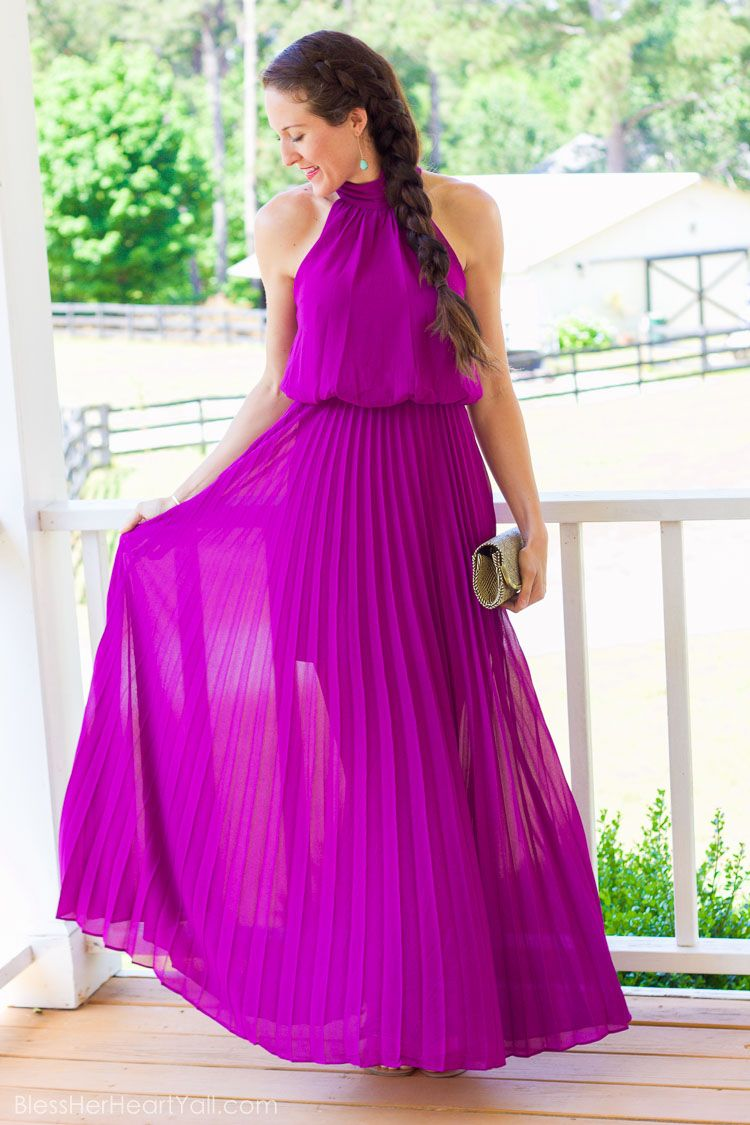 Stock Hilo Chiffon Bridesmaid Prom Dresses Formal Evening Party Gown Dress 6-20