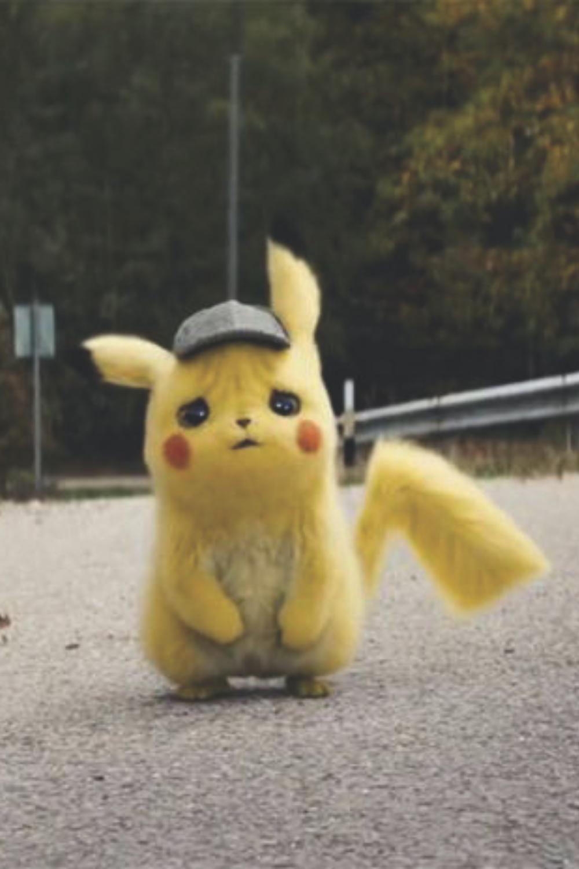 Detective Pikachu In 2021 Pikachu Pikachu Wallpaper Cute Pikachu