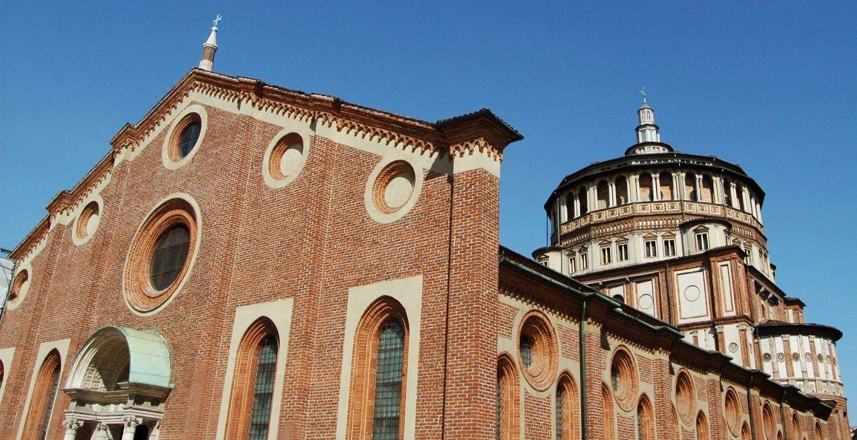 Milano, Chiesa di Santa Maria delle Grazie