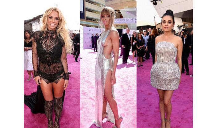 Red carpet photos at the 2016 Billboard Music Awards