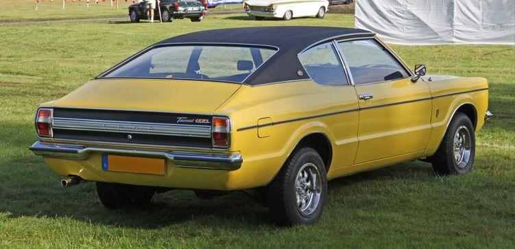 1973 Ford Taunus Gxl Oldtimers Motor Auto S En Motoren