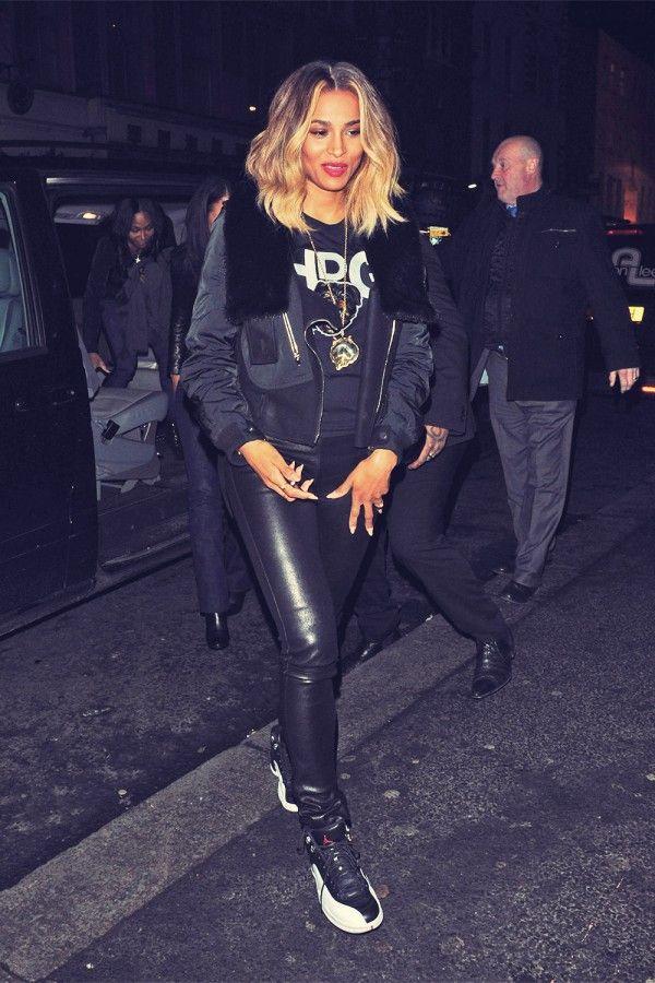 Ciara! I want her hairrr!